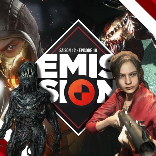 Gamekult l'émission #396 : Resident Evil 2 / Mortal Kombat 11