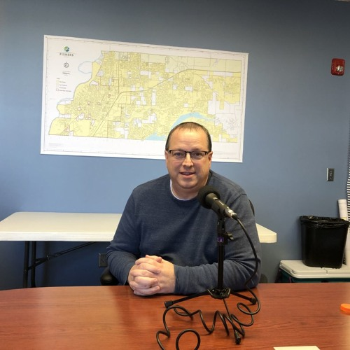 Eric Pethtel, Department of Public Works Director, City of Fishers
