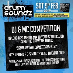 GRAFFA - Drum soundz competition entry (WINNING ENRTY)