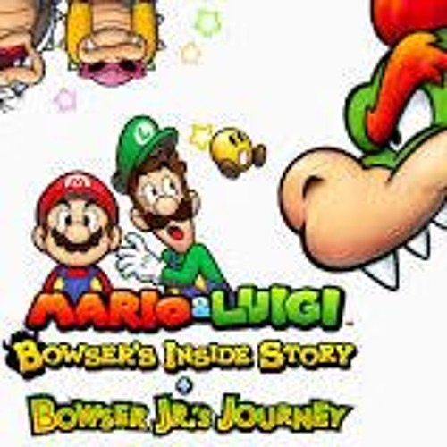 Minigame Dx Mario And Luigi Bowsers Inside Story Bowser