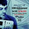 Analog Trip @ EDM Underground Sessions Vol045 | www.protonradio.com 8-01-2019  | Free Download