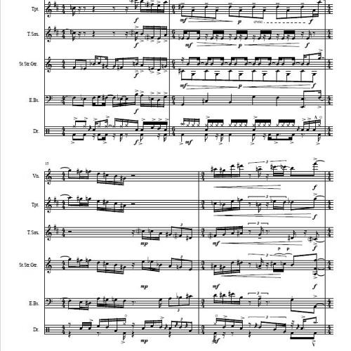27 | MIDI from Noteflight Score