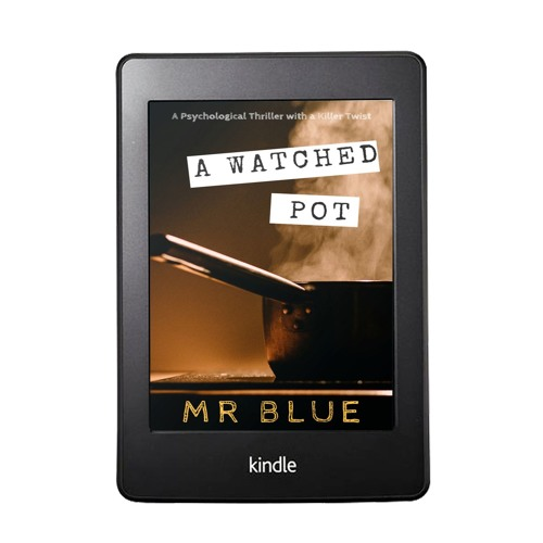 A Watched Pot By Mr Blue