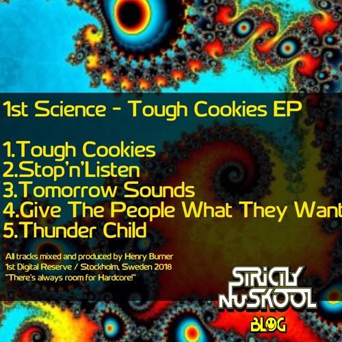 [SNBEP025] 1st SCIENCE - Tough Cookies EP