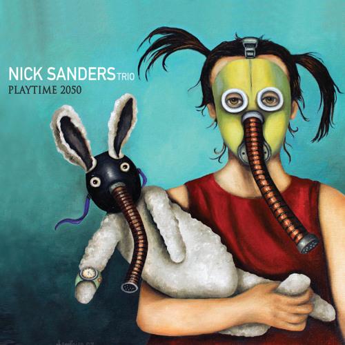 Nick Sanders Trio - Live Normal