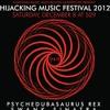 Tricil | 12/8/12 Hijacking Music Festival, 529, Atlanta, GA
