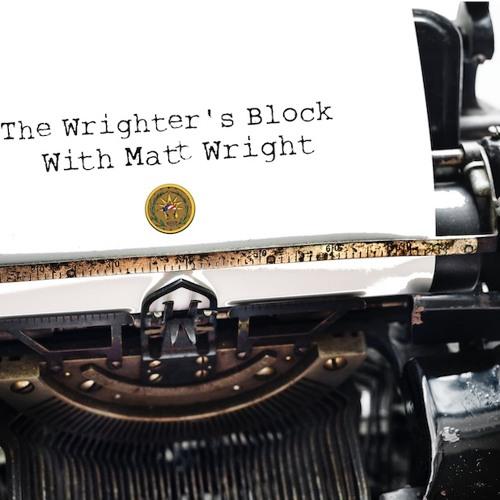 Wrighter's Block Episode 23 - Andrew Heaton Gets Wrighter's Block