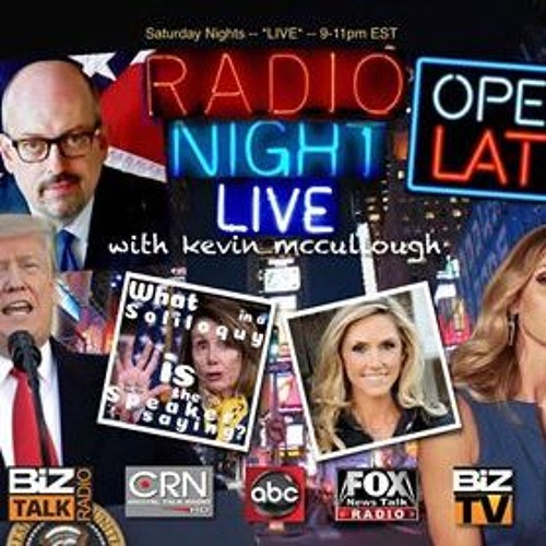 20190126 Radio Night Live Shutdown, Kevin McCullough Takes Your Calls Hour 1