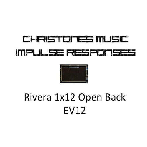 Demo: CTM Rivera 1x12 EV12 IRs