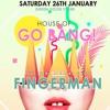 Fingerman @ House Of Go Bang, Brighton 26/1/19