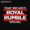 WWE Royal Rumble Special - That 90s Kid 23.01.19