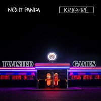 Night Panda Krigarè - Twisted Games (Wasback Remix) Artwork