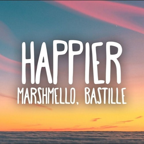 Marshmello ft. Bastille - Happier(ARIUS REMIX)