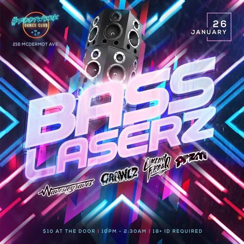 BASS LASERZ MIX #1