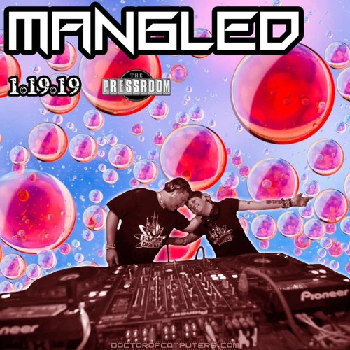 MANGLED @FULL MOON (Blood Moon)