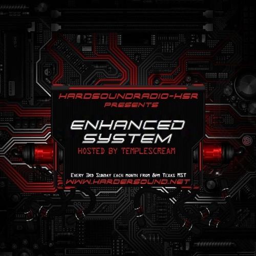 TempleScream - Enhanced System Show On HardSoundRadio-HSR