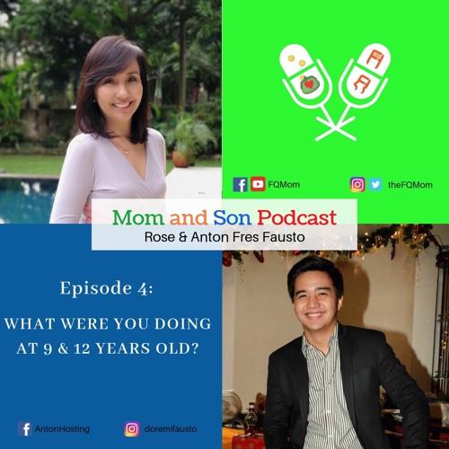 Mom & Son Podcast Episode 4