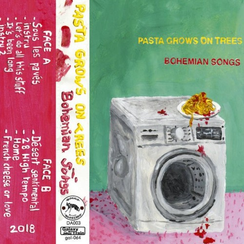 Pasta Grows On Trees - Bohemian Songs