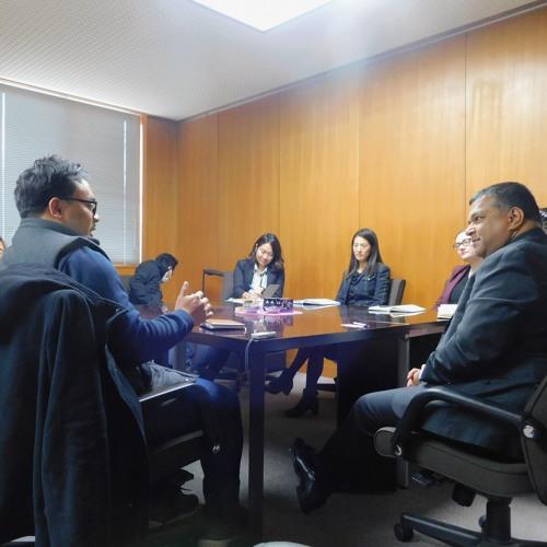 U.S.-Japan-Southeast Asia in a Dynamic Asia Fellows Topics Presentations