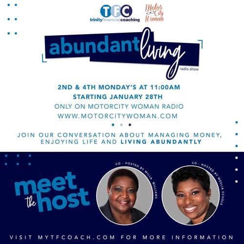 Abundant Living 01 - 28 - 19