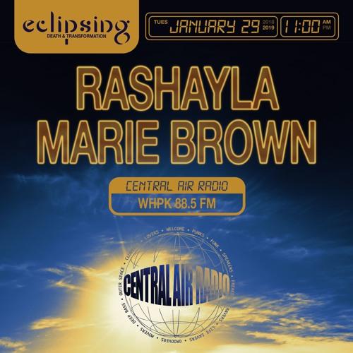 CENTRAL AIR RADIO x ECLIPSING FESTIVAL 005: RASHAYLA MARIE BROWN