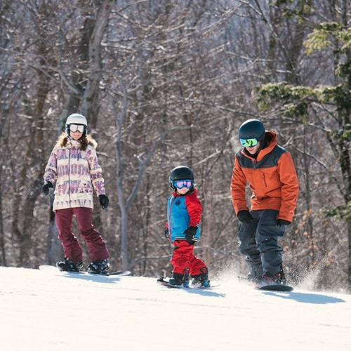 First Chair: AASI & Burton Launch Campaign to Grow Snowboarding