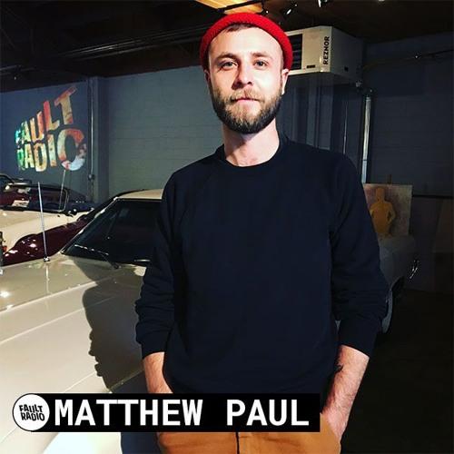 Matthew Paul   Fault Radio DJ Set at Classic Cars West, Oakland (January 20,  2019)