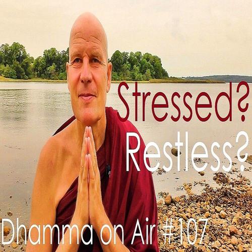 DoA #107: Restless or Stressed?