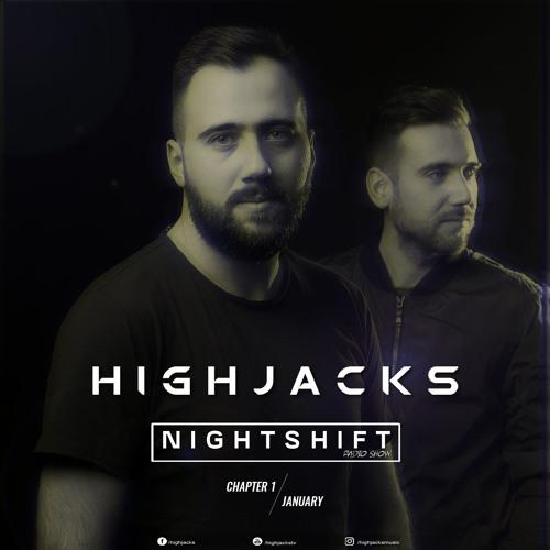 Nightshift Radio Show / January 2019