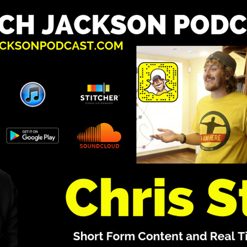 Short Form Content and Real Time Engagement with Chris Strub