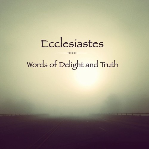 When all you ever wanted isn't enough(Ecclesiastes 1:1-11 - 1/27/209 - Dan Harty