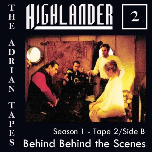 Adrian Tape 2 - Side B - Behind Behind the Scenes