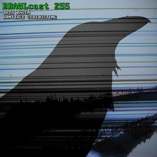 BRAWLcast 255 Data Raven - Armitage Codebusting