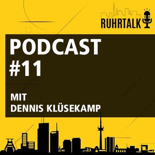 Ruhrtalk#11 mit Dennis Klüsekamp von alphabytes