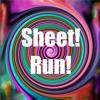 Sheet! Run!