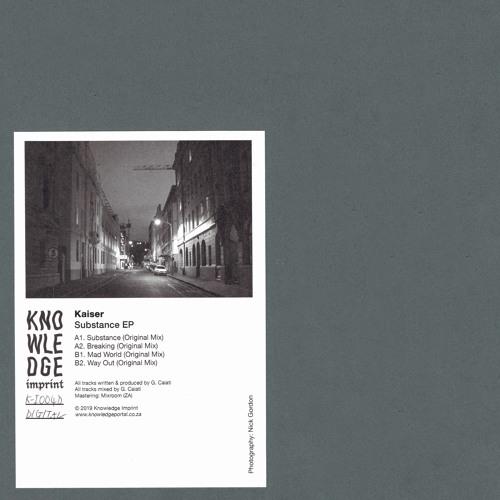 Kaiser - Substance EP [K-I004] (Previews)