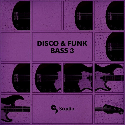 Disco Funk & Bass 3 - OUT NOW
