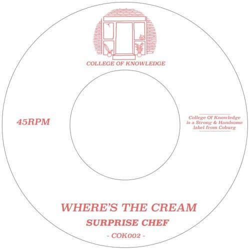 Surprise Chef - Where's The Cream