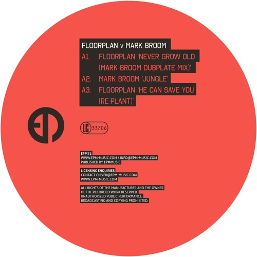 Floorplan v Mark Broom EP