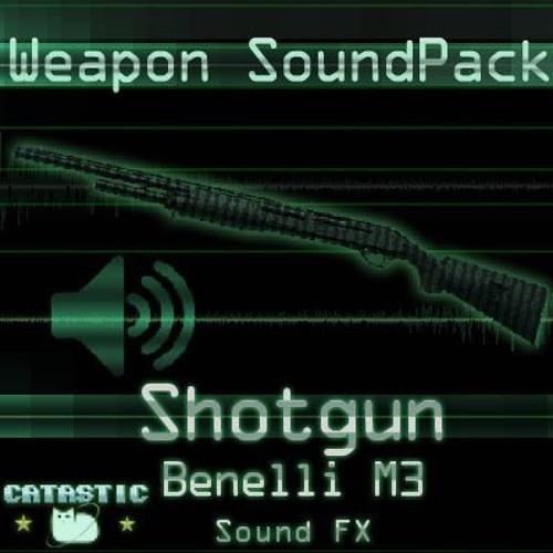 Weapon Sound Pack - Shotgun: Benelli M3