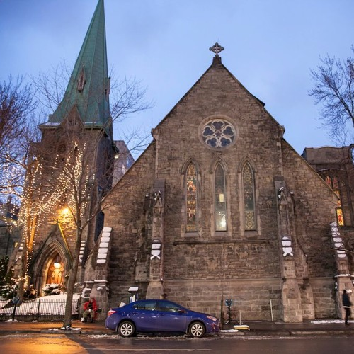 Rethinking Downtown Urban Churches
