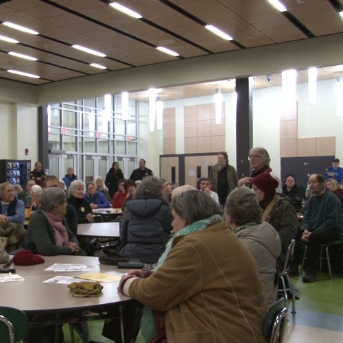 Public Forum on Shelter Space January 28, 2019