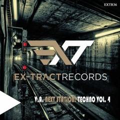 Matt Ess - Centipede (Original Mix)  ||Ex-tract Records||