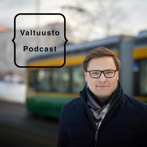 Valtuusto-podcast 30.1.2019 Kyselytunti, vieraana Daniel Sazonov
