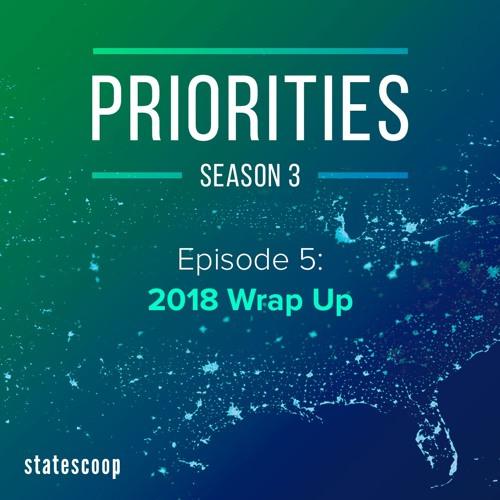 Priorities — Season 3, Episode 5: 2018 Wrap Up