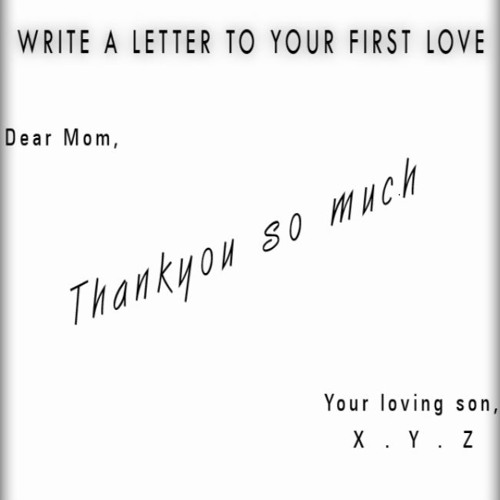 DEAR, MOM   HEART TOUCHING RAP FOR MOTHER ( Official Audio