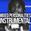 Ynw Melly Mixed Personalities Ft Kanye West Instrumental Prod By Dices Mp3