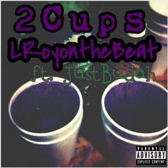 2 CUPS - LRoyonthebeat ft. Justbudah