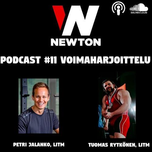 #11 Voimaharjoittelu – Tuomas Rytkönen (LitM)