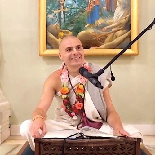Śrīmad Bhāgavatam class on Tue 29th Jan 2019 by Shyam Rasa Dāsa 4.20.07
